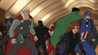 Мстители:Секретные Войны - Трейлер - Любительская озвучка