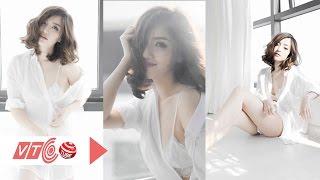 Bích Phương lột xác sexy táo bạo cùng nội y | VTC