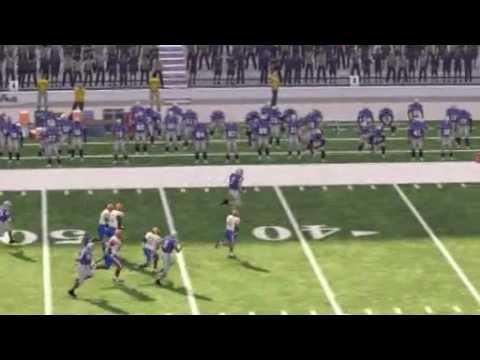 NCAA Football 13 Highlights: Kansas State