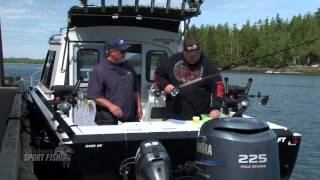 Tackle & Gear - trolling bait for salmon