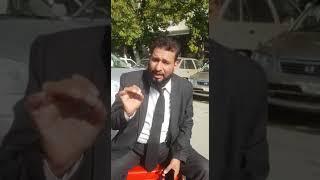 مردانہ قوت بڑھانے کے لئے وکیل حکیم بن گیا 😋