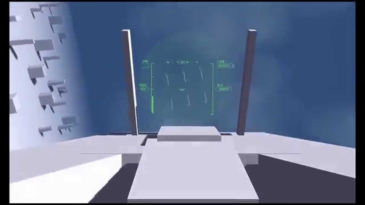 Unity 4 6 Beta GUI Fighter 3D Projected HUD for VR
