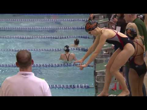 1-25-17 Mustang Swimming & Diving vs Brecksville-Broadview Hts.