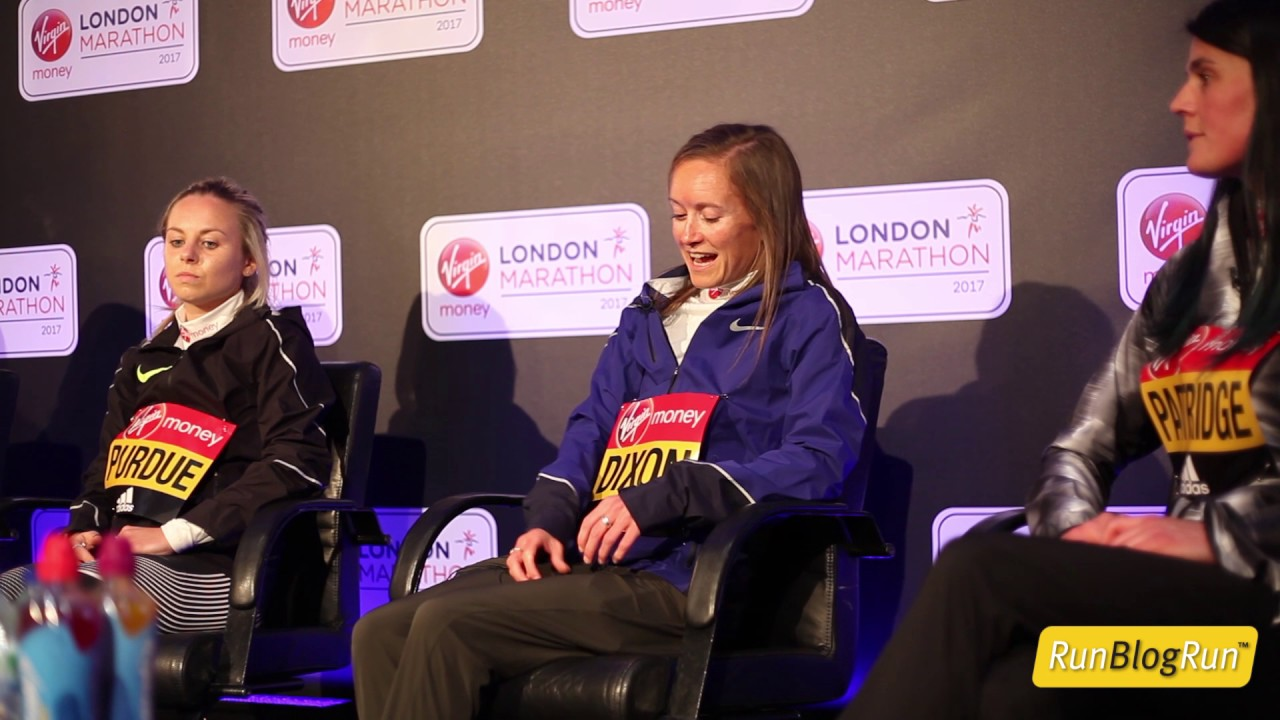 2017 London Marathon Opening Press Conference Part 4
