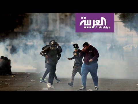 أصاب متظاهرا عراقيا بقنبلة فرقص فرحا  - نشر قبل 48 دقيقة