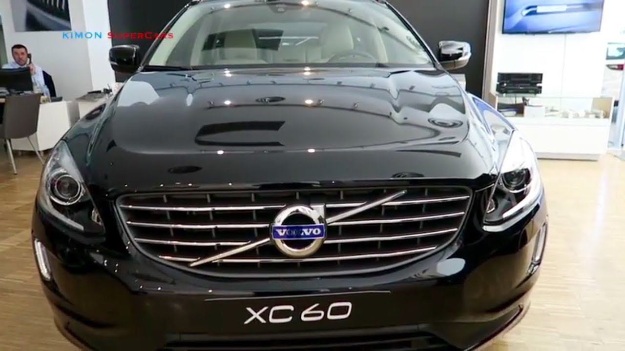NEW 2016 Volvo XC60   Exterior And Interior   YouTube