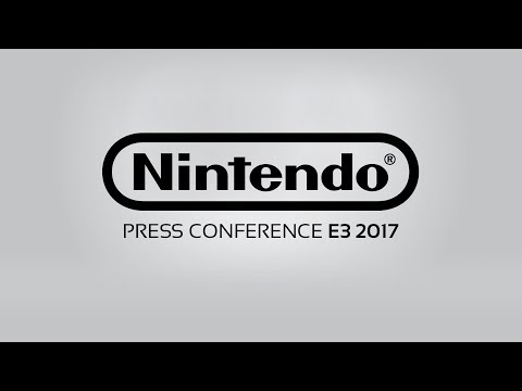 Nintendo Press Conference @ E3 2017 Live Stream w/ GLP