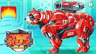 Cyber Bear Assembly - Y8 Game | Eftsei Gaming
