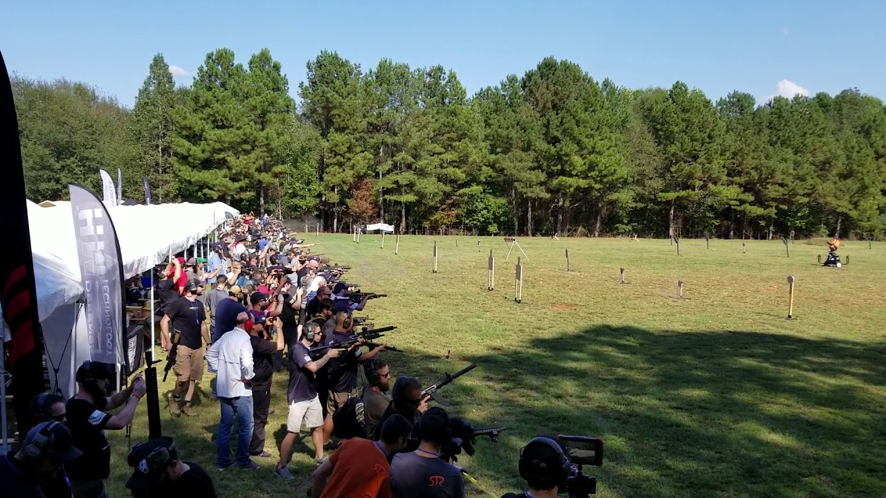 first line fire and shoots fired at the iraqveteran 8888 event in Georgia