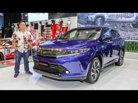 FIRST LOOK: 2018 Toyota Harrier 2.0 Turbo in Malaysia – RM238k-RM260k