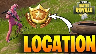Fortnite - How To Do - Follow The Treasure Map Found In Salty Springs
