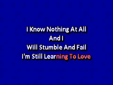 Great Big World Feat Christina Aguilera   Say Something  karaoke