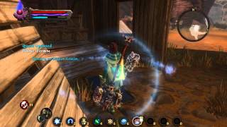 Kingdoms of Amalur: Reckoning Gameplay Walkthrough with Commentary: Part 45