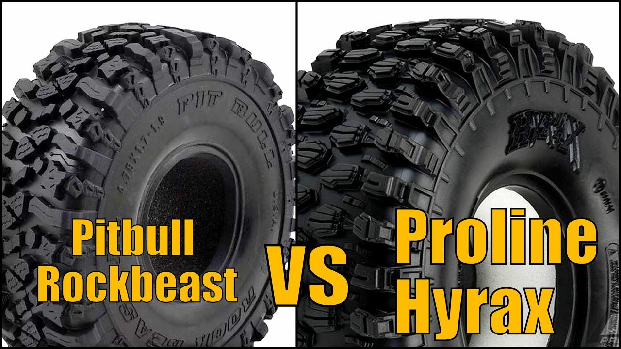 Proline Hyrax Vs Pitbull Rockbeast Xl Youtube