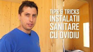 Instalațiile din #casabuhnici cu Ovidiu Tifui - Tips & Tricks