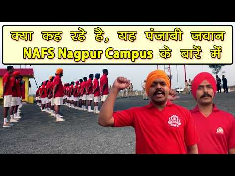 Punjabi Student Opinion | NAFS Fire and Safety College