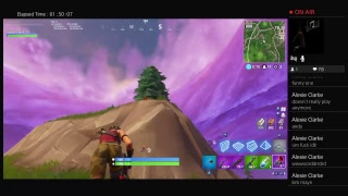 Getting the win on fortnite battle royale