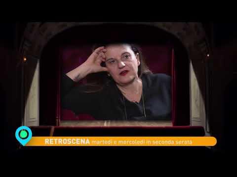 Emma Dante, Renato Cuocolo E Roberta Bosetti A Retroscena, 2 E 3 Giugno In Seconda Serata Su Tv2000