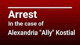 Brandon Theesfeld Arrested in the Murder of Alexandria