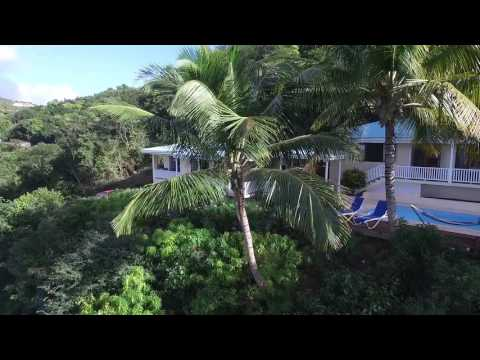 Gryphon's Lair Villa Rental British Virgin Islands