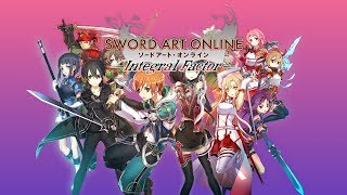 Trying out a new Game!! |SWORD ART ONLINE INEGRAL FACTOR