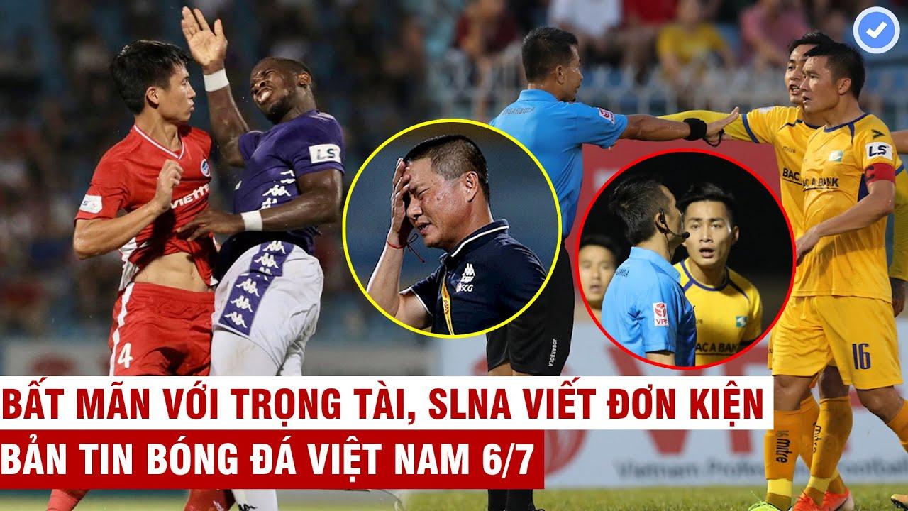 VN Sports 6/7 | HLV Hà Nội chê Viettel nhút nhát không dám tấn công, SLNA thua cay đắng vì trọng tài