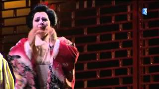 Madame Butterfly au théâtre antique de Sanxay