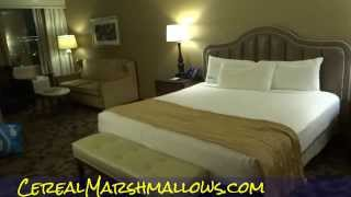 The Orleans Hotel Room Review Video Las Vegas Resort Hotels