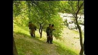 Военный РЕПОРТАЖ. Киргизстан август 1999 г.