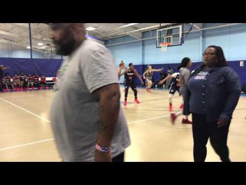 Team Loaded 2018 Davis vs Philly Freedom Stars 2018