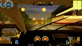 City Car Driving   Gameplay   Mission 7 [1080p]