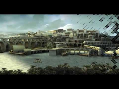 The Mysterious City of Atlantis in Underwater Documentary 2016