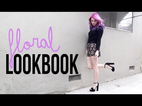 FLORAL LOOKBOOK