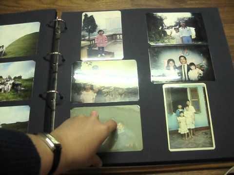 DIY Family album