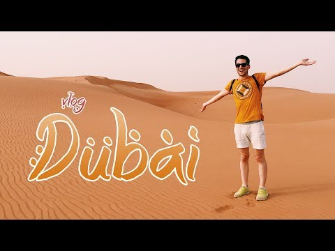 4 giorni indimenticabili a Dubai | VLOG
