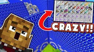 Minecraft 1V1V1V1 CRAZY OMEGA LUCKY BLOCK WALLS! | (Minecraft Modded Minigame)