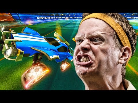 GET MORE AGGRESSIVE IN ROCKET LEAGUE