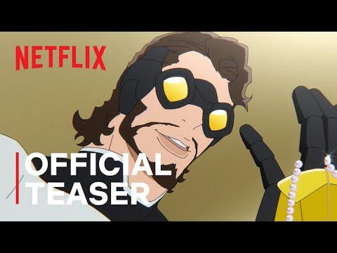 Super Crooks   Official Teaser   Netflix