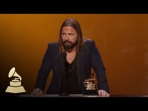 Max Martin Wins Producer Of The Year, Non-Classical | GRAMMYs