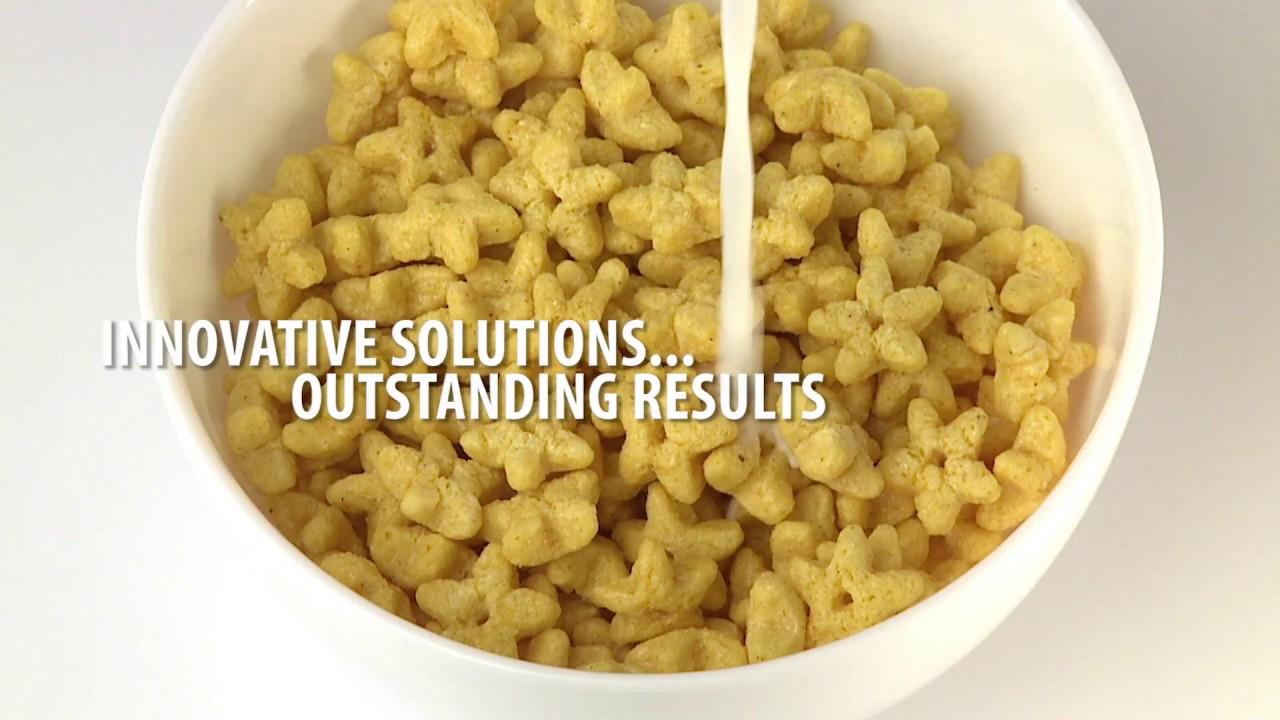 Snack Food Processing Equipment Manufacturer | APEC