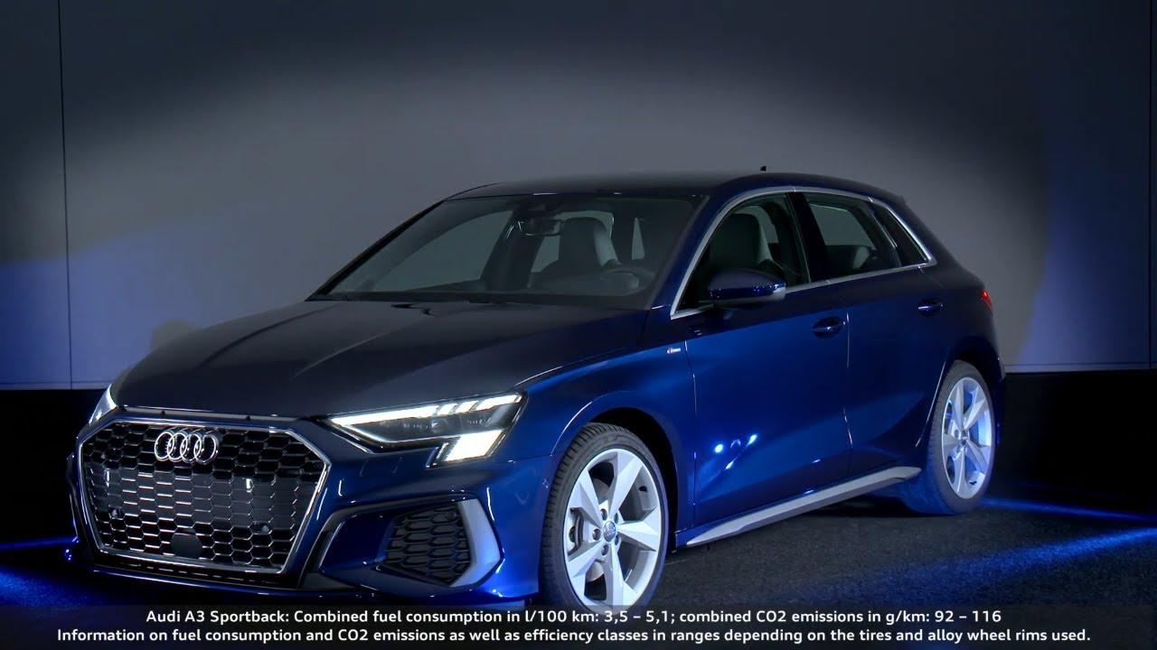 Presentation: 2021 Audi A3 Sportback - YouTube