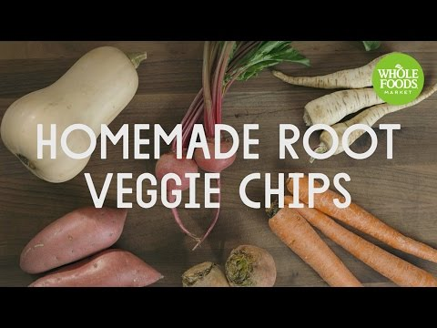 Homemade Root Veggie Chips | Food Trends | Whole Foods Market