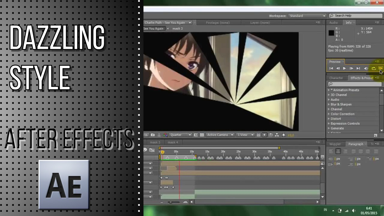 Excellent Template After Effect Cs4 Contemporary - Professional ...