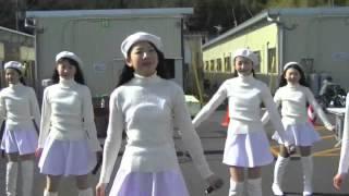 2013年3月10日震災2年ORI☆姫隊追悼イベント 石巻開成仮設住宅にて 3月...