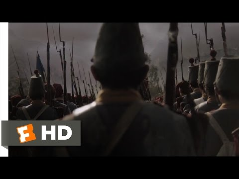 Cinco de Mayo, La Batalla (2/10) Movie CLIP - Facing War (2013) HD