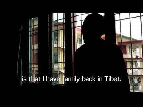 Escaping From Tibet - Anonymous Tibetan monk