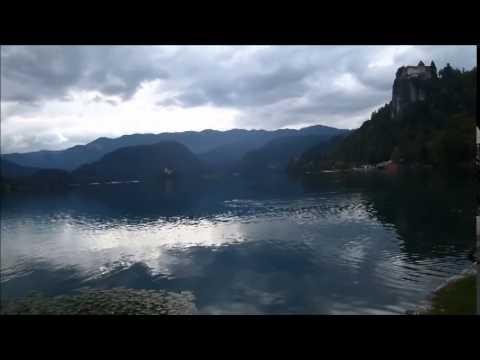 بحيرة بليد جمهورية سلوفينيا  Lake Bled Republic of Slovenia