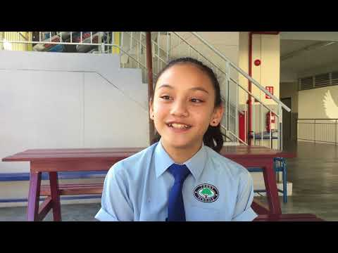 Year 7 students on transition from Primary to Secondary