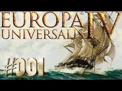 EUROPA UNIVERSALIS 4 - LETS PLAY I