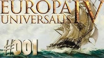 EUROPA UNIVERSALIS 4 Lets Play | #001 - Herzlich Willkommen im Strategie-Monster [deutsch]
